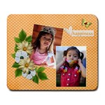 Mousepad- happiness - Collage Mousepad