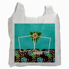 Recycle Bag  Sweet Life By Jennyl   Recycle Bag (two Side)   Kpuy8dzm9dwy   Www Artscow Com Front