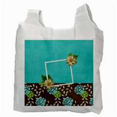Recycle Bag  Sweet Life By Jennyl   Recycle Bag (two Side)   Kpuy8dzm9dwy   Www Artscow Com Back