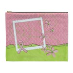 Breast Cancer Awareness--cosmetic bag XL - Cosmetic Bag (XL)