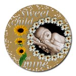 Sweet Child of Mine Round Mouse mat - Round Mousepad