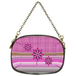 Pink bag - Chain Purse (One Side)
