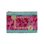 Sleepover Medium Cosmetic Bag 1 - Cosmetic Bag (Medium)