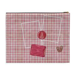 Sleepover Xl Cosmetic Bag 1 By Lisa Minor   Cosmetic Bag (xl)   Yamnsmb5ix67   Www Artscow Com Back
