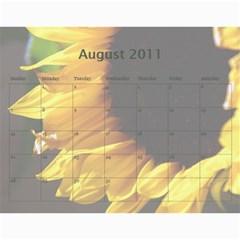 2011 Calendar Design#2 By Lisi Cai   Wall Calendar 11  X 8 5  (12 Months)   C9rzeqhfkjh7   Www Artscow Com Aug 2011