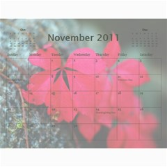 2011 Calendar Design#2 By Lisi Cai   Wall Calendar 11  X 8 5  (12 Months)   C9rzeqhfkjh7   Www Artscow Com Nov 2011