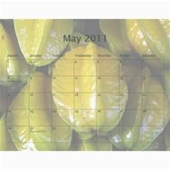 2011 Calendar Design#2 By Lisi Cai   Wall Calendar 11  X 8 5  (12 Months)   C9rzeqhfkjh7   Www Artscow Com May 2011