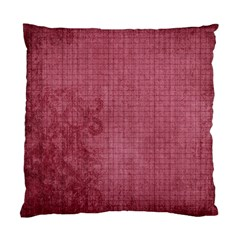 Bliss Plum Cushion By Cherish Collages   Standard Cushion Case (two Sides)   N3vk8t3epla8   Www Artscow Com Back