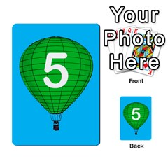 Balloon Game Remake By Amy Smith   Multi Purpose Cards (rectangle)   Dujdmfbgf3wz   Www Artscow Com Front 52