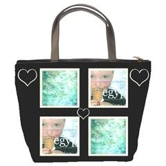 Heritage Hearts Bucket Bag For Sonya By Catvinnat   Bucket Bag   Qk9iqu0mkf4y   Www Artscow Com Back