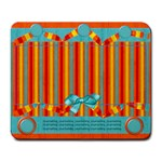 Extreme Fun Stripes Mousepad - Large Mousepad