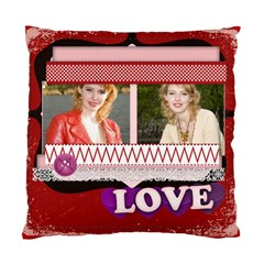 Love Of Forever By Joely   Standard Cushion Case (two Sides)   9indbtx9b736   Www Artscow Com Front