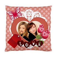 Love Of Day By Joely   Standard Cushion Case (two Sides)   Bkbonsmdudjj   Www Artscow Com Back