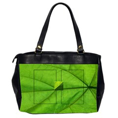 Its A Jungle Out There Oversized Office Bag By Catvinnat   Oversize Office Handbag (2 Sides)   0r493nhbfd5c   Www Artscow Com Back
