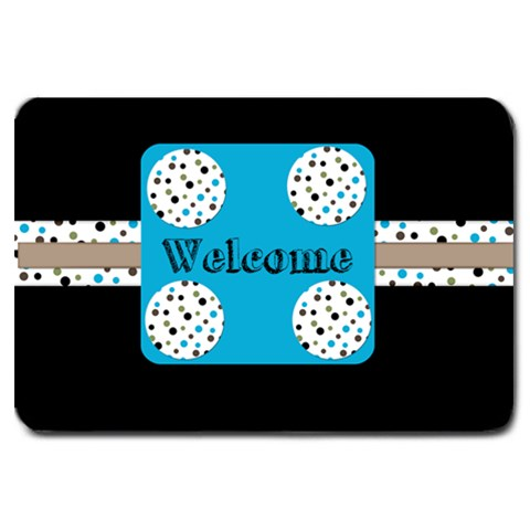 Door Mat By Brooke Adkins (my Time Scraps)   Large Doormat   Q9nfcigz33lt   Www Artscow Com 30 x20 Door Mat - 1