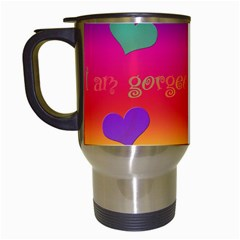 Allaboutlove Travelmug By Kdesigns   Travel Mug (white)   6o2po3apodmb   Www Artscow Com Left
