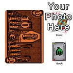 power grid 10 s - Playing Cards 54 Designs