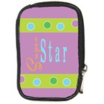 super star - Compact Camera Leather Case