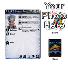 Guard All And Shadow Sun Monsters By Bobby Warren   Playing Cards 54 Designs   Xesmsk2feujy   Www Artscow Com Front - Heart5