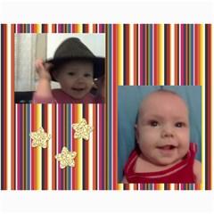 Calender 2011 By Sarah Aitken   Wall Calendar 11  X 8 5  (12 Months)   Ef8ijptiby7d   Www Artscow Com Month