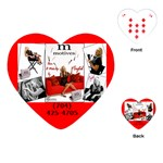 Crystal cards - Playing Cards (Heart)
