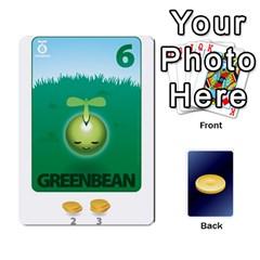 Jack Bohnanza 1 By Fabiano Pedroso   Playing Cards 54 Designs   Grl70epuep50   Www Artscow Com Front - SpadeJ
