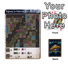 Buildings And Maps By Bobby Warren   Playing Cards 54 Designs   Xfcuhcp9n8fg   Www Artscow Com Front - Club6
