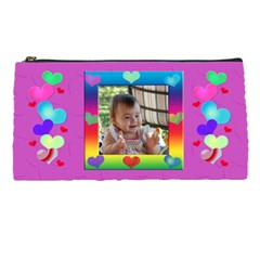 Allaboutlove Pencil Case By Kdesigns   Pencil Case   2atg0eqmgrqt   Www Artscow Com Front