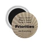 priorities 2.25 - 2.25  Magnet