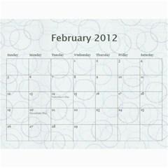 2011 Calendar By Tammy   Wall Calendar 11  X 8 5  (12 Months)   2v83081owcuv   Www Artscow Com Feb 2012