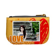I Love You By Joely   Mini Coin Purse   O441zeipicwp   Www Artscow Com Back