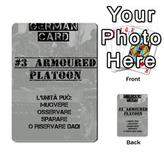 Iasbm German By Abikapi2   Multi Purpose Cards (rectangle)   Hv150hgkb2w3   Www Artscow Com Front 9