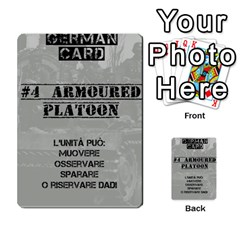 Iasbm German By Abikapi2   Multi Purpose Cards (rectangle)   Hv150hgkb2w3   Www Artscow Com Front 10