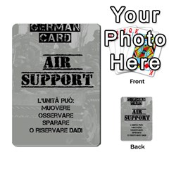 Iasbm German By Abikapi2   Multi Purpose Cards (rectangle)   Hv150hgkb2w3   Www Artscow Com Front 14