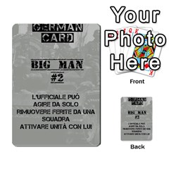Iasbm German By Abikapi2   Multi Purpose Cards (rectangle)   Hv150hgkb2w3   Www Artscow Com Front 16