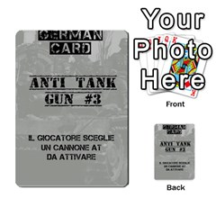 Iasbm German By Abikapi2   Multi Purpose Cards (rectangle)   Hv150hgkb2w3   Www Artscow Com Front 29