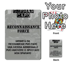 Iasbm German By Abikapi2   Multi Purpose Cards (rectangle)   Hv150hgkb2w3   Www Artscow Com Front 35