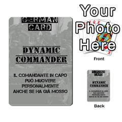 Iasbm German By Abikapi2   Multi Purpose Cards (rectangle)   Hv150hgkb2w3   Www Artscow Com Front 43