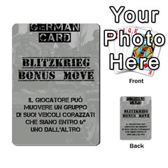 Iasbm German By Abikapi2   Multi Purpose Cards (rectangle)   Hv150hgkb2w3   Www Artscow Com Front 45