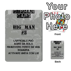 Iasbm German By Abikapi2   Multi Purpose Cards (rectangle)   Hv150hgkb2w3   Www Artscow Com Front 48