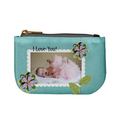 Grandmother By Lorie Kilgore   Mini Coin Purse   2v1u3h13ad93   Www Artscow Com Front