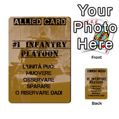 Iasbm Allied By Abikapi2   Multi Purpose Cards (rectangle)   4umflxo5uh53   Www Artscow Com Front 1