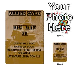 Iasbm Allied By Abikapi2   Multi Purpose Cards (rectangle)   4umflxo5uh53   Www Artscow Com Front 20