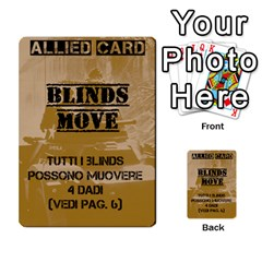Iasbm Allied By Abikapi2   Multi Purpose Cards (rectangle)   4umflxo5uh53   Www Artscow Com Front 21
