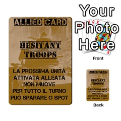 Iasbm Allied By Abikapi2   Multi Purpose Cards (rectangle)   4umflxo5uh53   Www Artscow Com Front 22