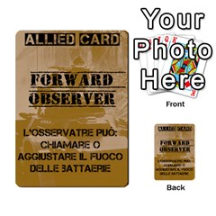 Iasbm Allied By Abikapi2   Multi Purpose Cards (rectangle)   4umflxo5uh53   Www Artscow Com Front 23