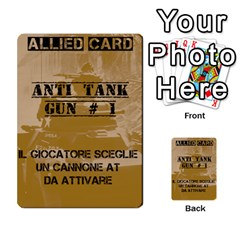 Iasbm Allied By Abikapi2   Multi Purpose Cards (rectangle)   4umflxo5uh53   Www Artscow Com Front 27