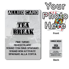 Iasbm Allied By Abikapi2   Multi Purpose Cards (rectangle)   4umflxo5uh53   Www Artscow Com Front 31