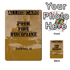Iasbm Allied By Abikapi2   Multi Purpose Cards (rectangle)   4umflxo5uh53   Www Artscow Com Front 46