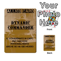 Iasbm Allied By Abikapi2   Multi Purpose Cards (rectangle)   4umflxo5uh53   Www Artscow Com Front 48